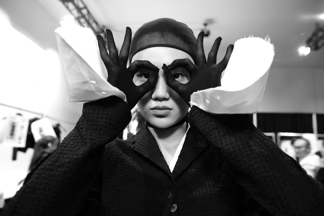 Backstage@Rizhuo NYFW SS2020 Photo By Cheryl Gorski 9