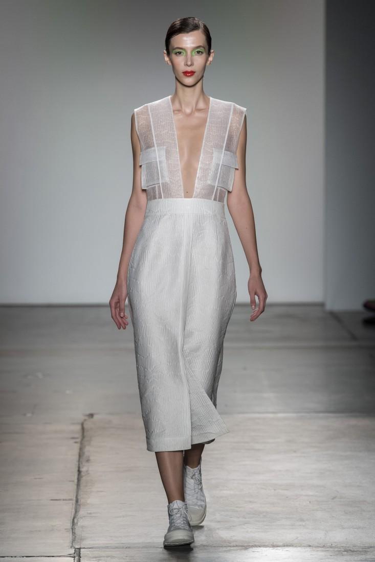 Bailuyu by Fu Wenjie Global Fashion Collective NYFW SS2020 photos by IMAXTree 1