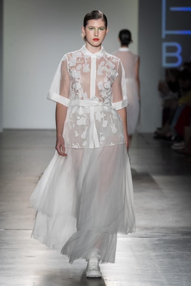 Bailuyu by Fu Wenjie Global Fashion Collective NYFW SS2020 photos by IMAXTree 10