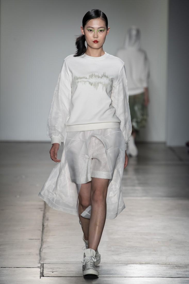 Bailuyu by Fu Wenjie Global Fashion Collective NYFW SS2020 photos by IMAXTree 12