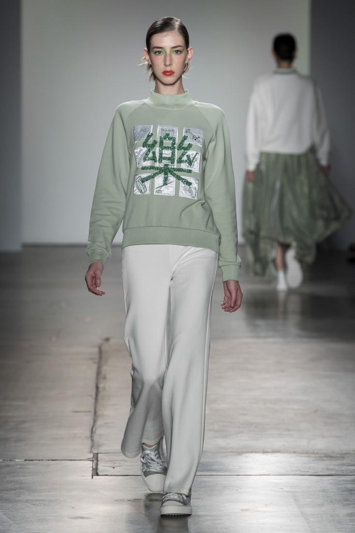 Bailuyu by Fu Wenjie Global Fashion Collective NYFW SS2020 photos by IMAXTree 14