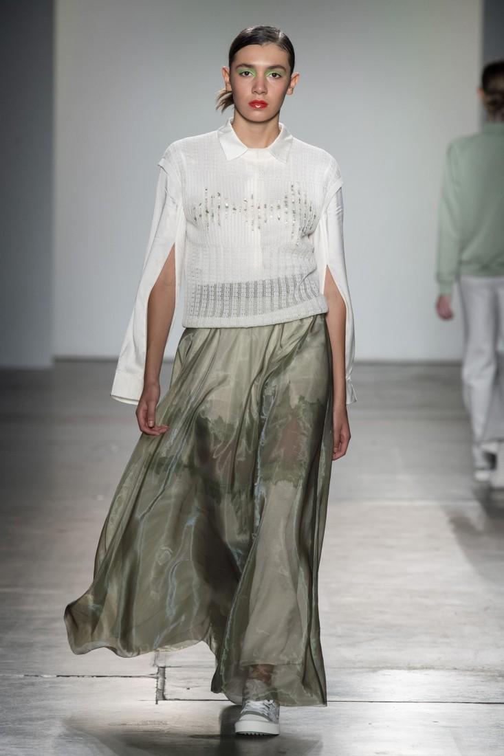 Bailuyu by Fu Wenjie Global Fashion Collective NYFW SS2020 photos by IMAXTree 15