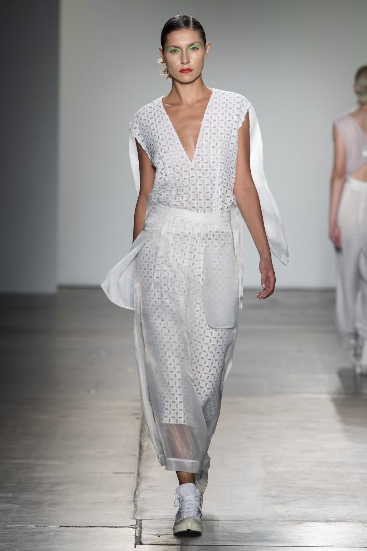 Bailuyu by Fu Wenjie Global Fashion Collective NYFW SS2020 photos by IMAXTree 28
