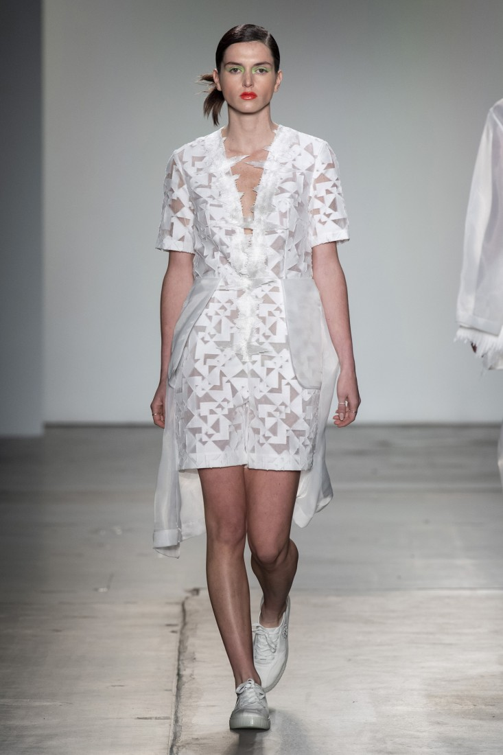 Bailuyu by Fu Wenjie Global Fashion Collective NYFW SS2020 photos by IMAXTree 29