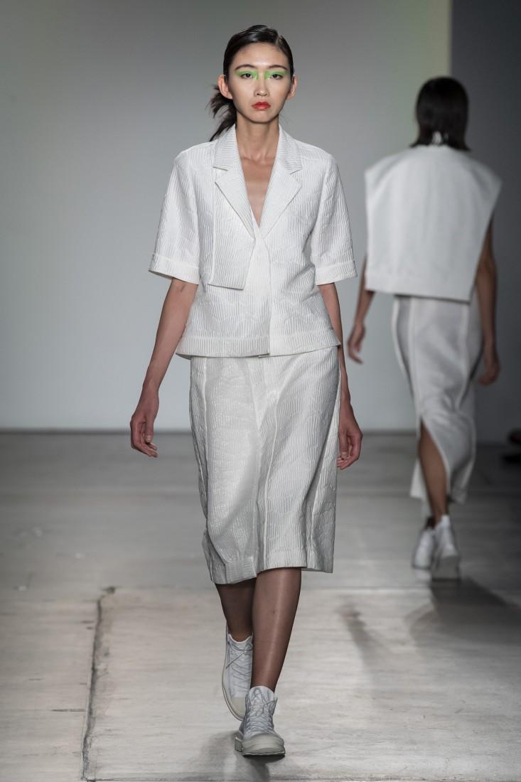 Bailuyu by Fu Wenjie Global Fashion Collective NYFW SS2020 photos by IMAXTree 3
