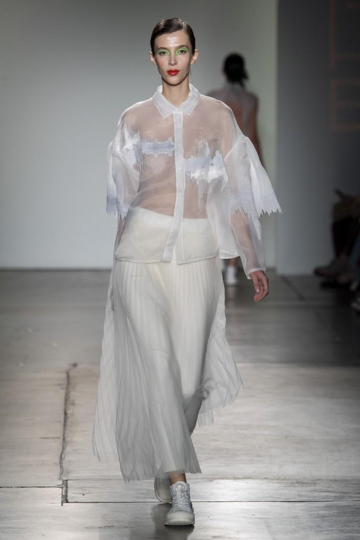 Bailuyu by Fu Wenjie Global Fashion Collective NYFW SS2020 photos by IMAXTree 32