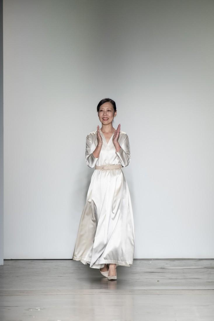 Bailuyu by Fu Wenjie Global Fashion Collective NYFW SS2020 photos by IMAXTree 38