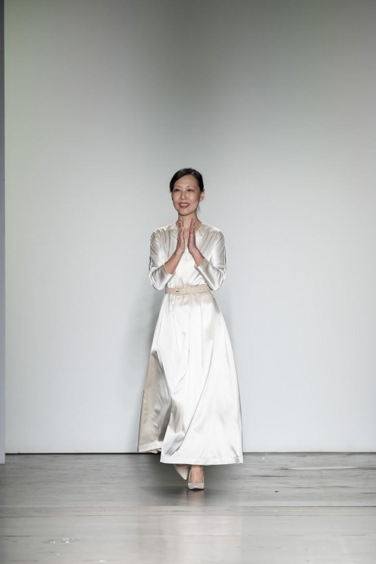 Bailuyu by Fu Wenjie Global Fashion Collective NYFW SS2020 photos by IMAXTree 39