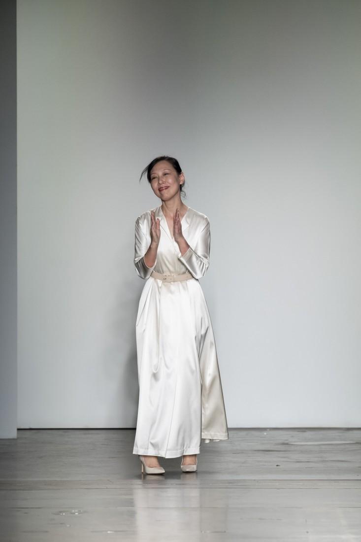 Bailuyu by Fu Wenjie Global Fashion Collective NYFW SS2020 photos by IMAXTree 40