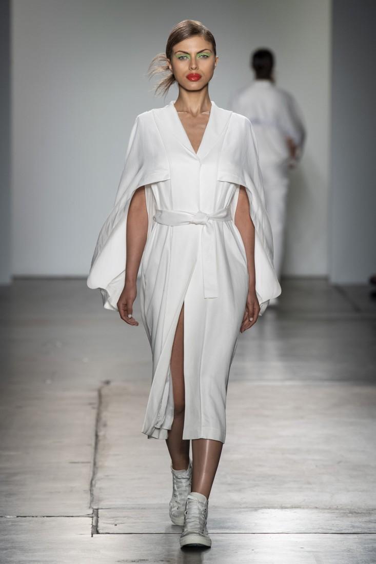Bailuyu by Fu Wenjie Global Fashion Collective NYFW SS2020 photos by IMAXTree 6