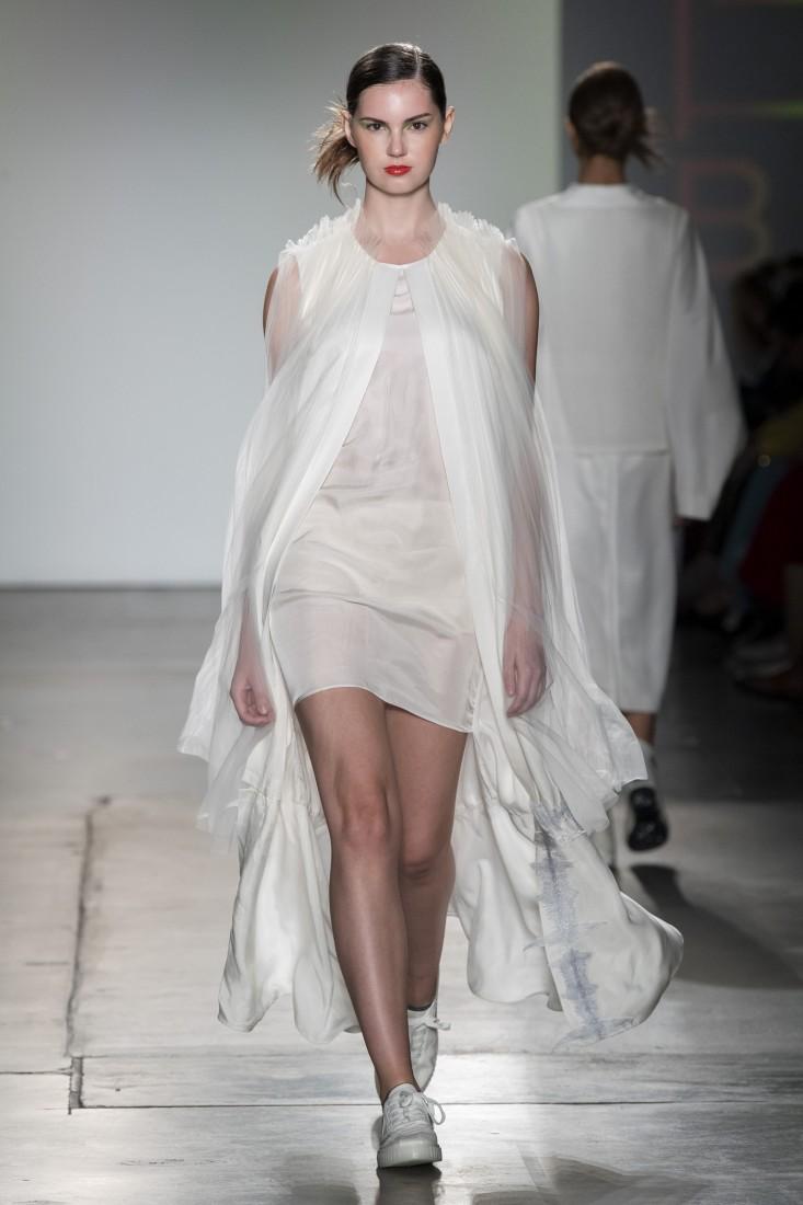 Bailuyu by Fu Wenjie Global Fashion Collective NYFW SS2020 photos by IMAXTree 7