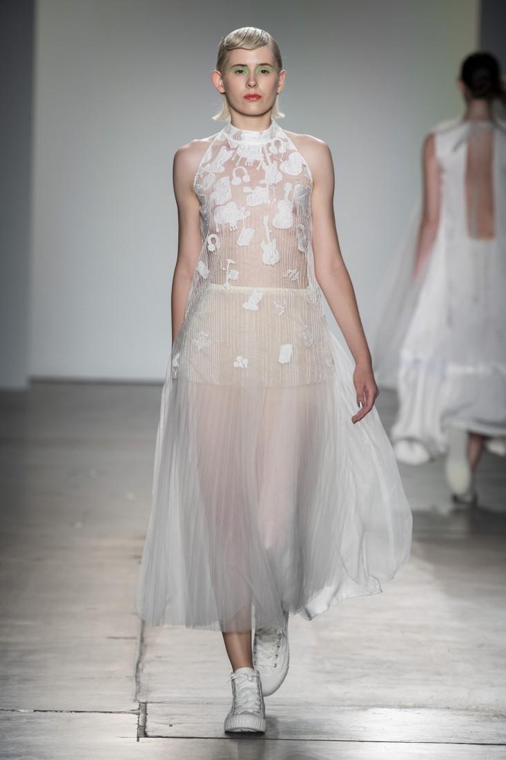 Bailuyu by Fu Wenjie Global Fashion Collective NYFW SS2020 photos by IMAXTree 8
