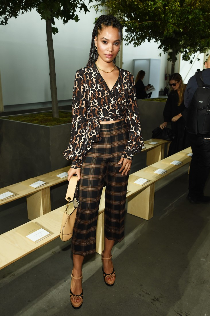 Front Row@Michael Kors NYFW SS2020 photos by Getty Images 12