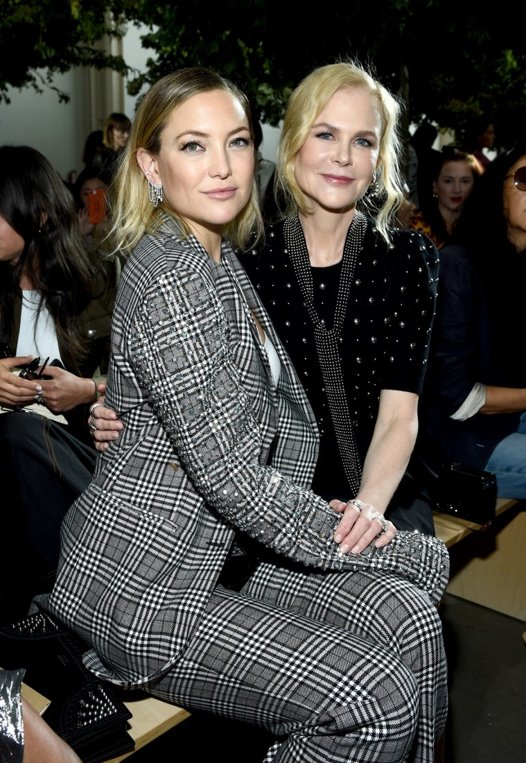 Front Row@Michael Kors NYFW SS2020 photos by Getty Images 19