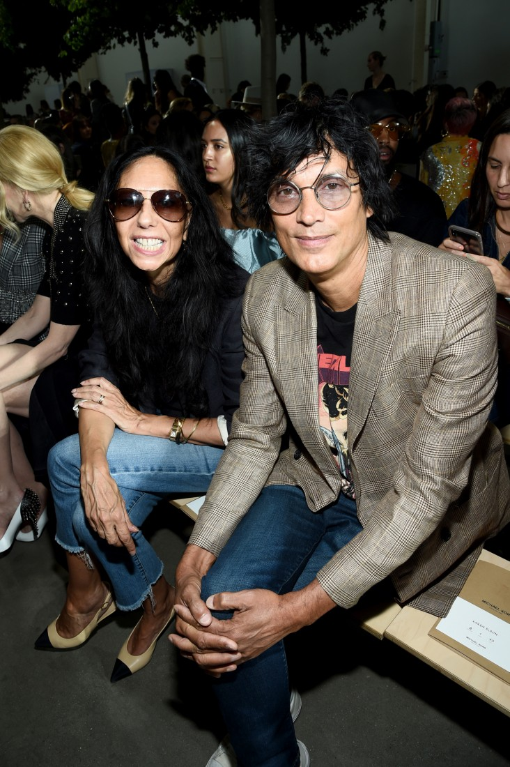 Front Row@Michael Kors NYFW SS2020 photos by Getty Images 21