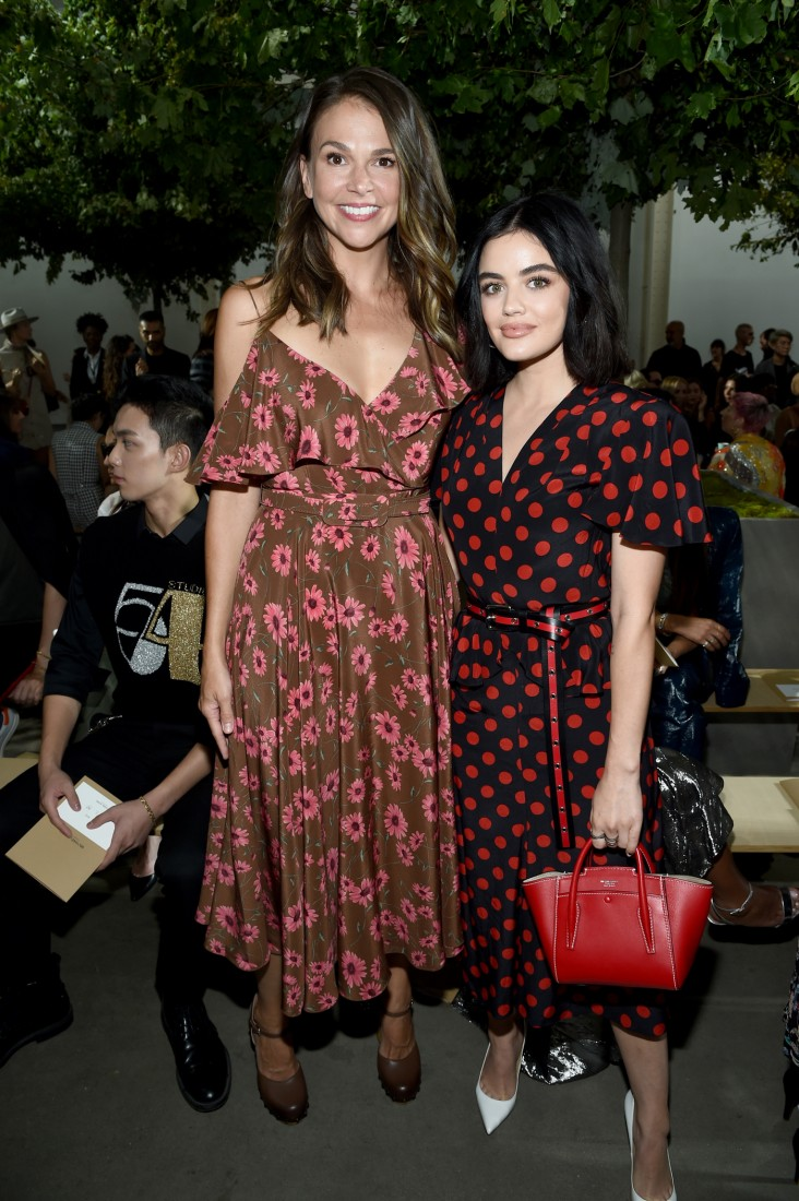 Front Row@Michael Kors NYFW SS2020 photos by Getty Images 23