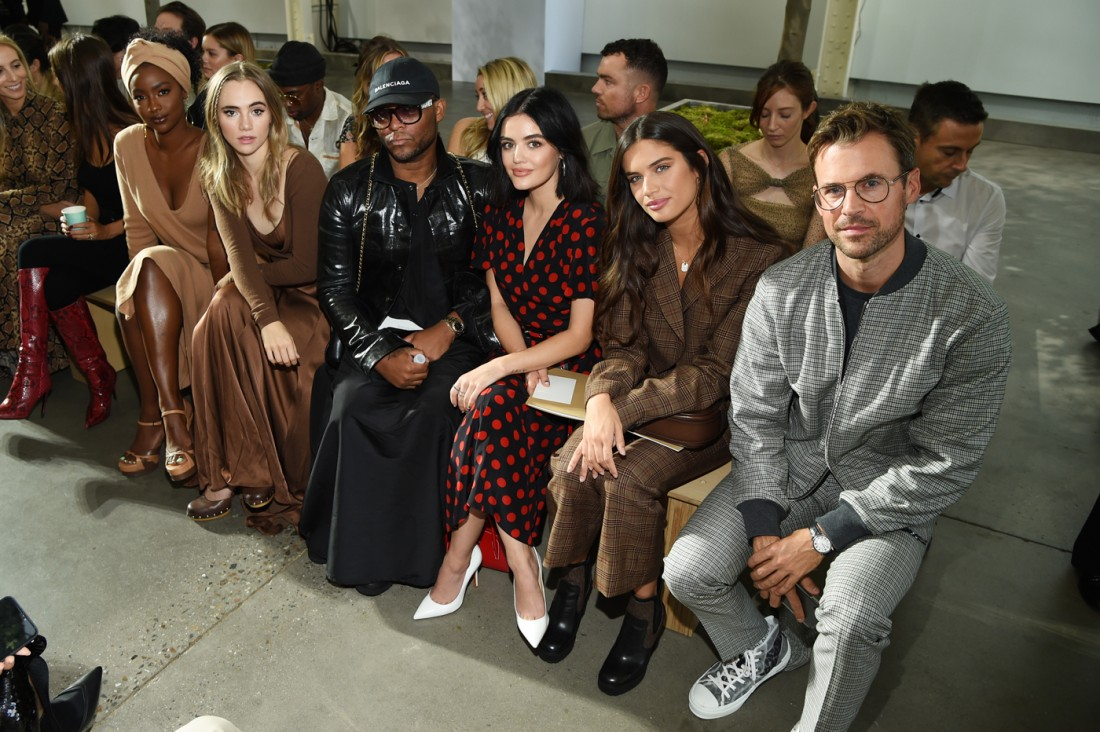 Front Row@Michael Kors NYFW SS2020 photos by Getty Images 24