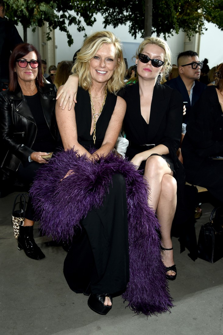 Front Row@Michael Kors NYFW SS2020 photos by Getty Images 25