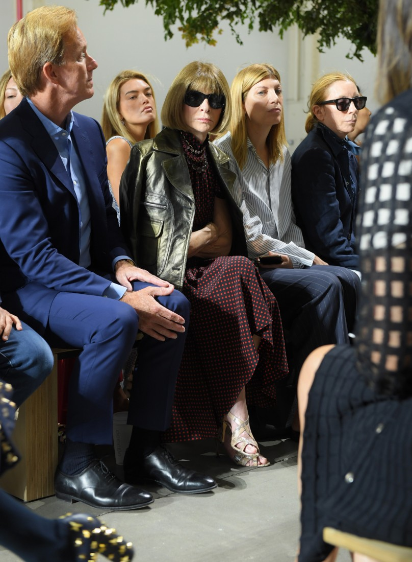 Front Row@Michael Kors NYFW SS2020 photos by Getty Images 27