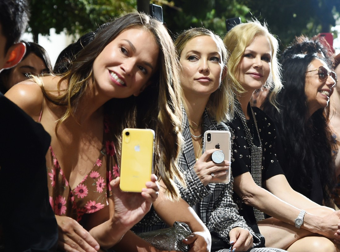 Front Row@Michael Kors NYFW SS2020 photos by Getty Images 28