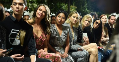 Front Row@Michael Kors NYFW SS2020 photos by Getty Images 31
