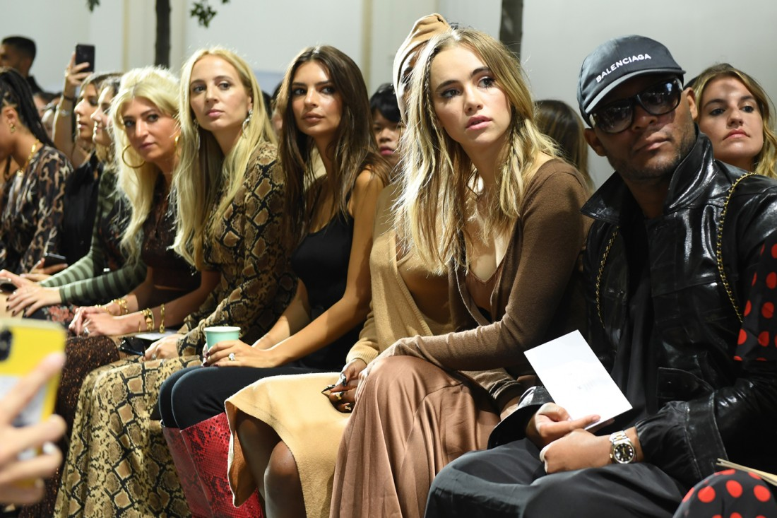 Front Row@Michael Kors NYFW SS2020 photos by Getty Images 34