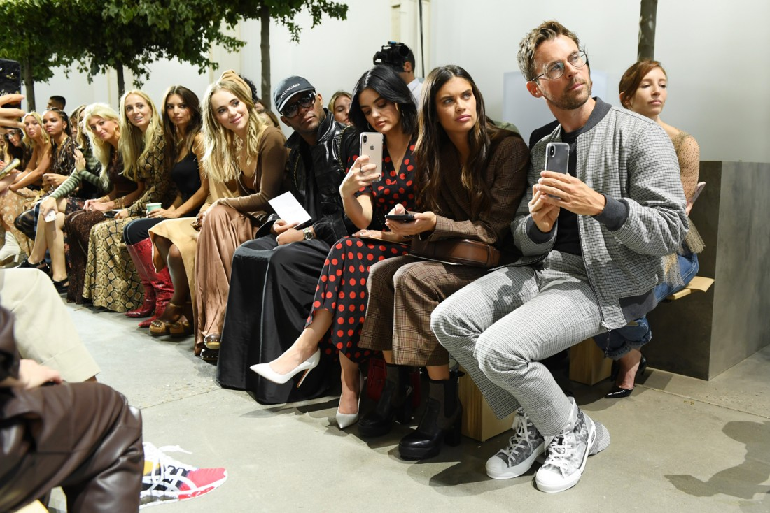 Front Row@Michael Kors NYFW SS2020 photos by Getty Images 36