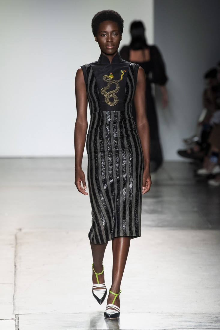 Global Fashion Collective AC HOUSE NYFW SS2020 photos by IMAXTree 10