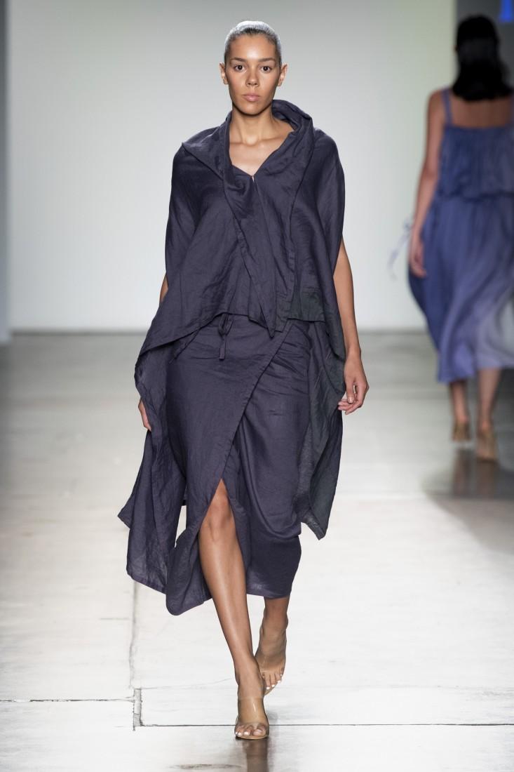 Global Fashion Collective HAMON NYFW SS2020 photos by IMAXTree 13