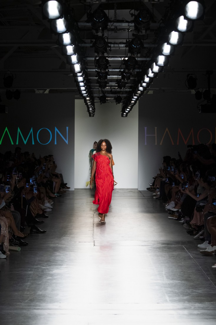 Global Fashion Collective HAMON NYFW SS2020 photos by IMAXTree 18