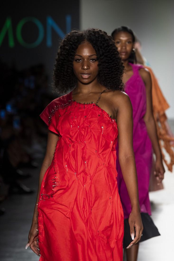 Global Fashion Collective HAMON NYFW SS2020 photos by IMAXTree 19