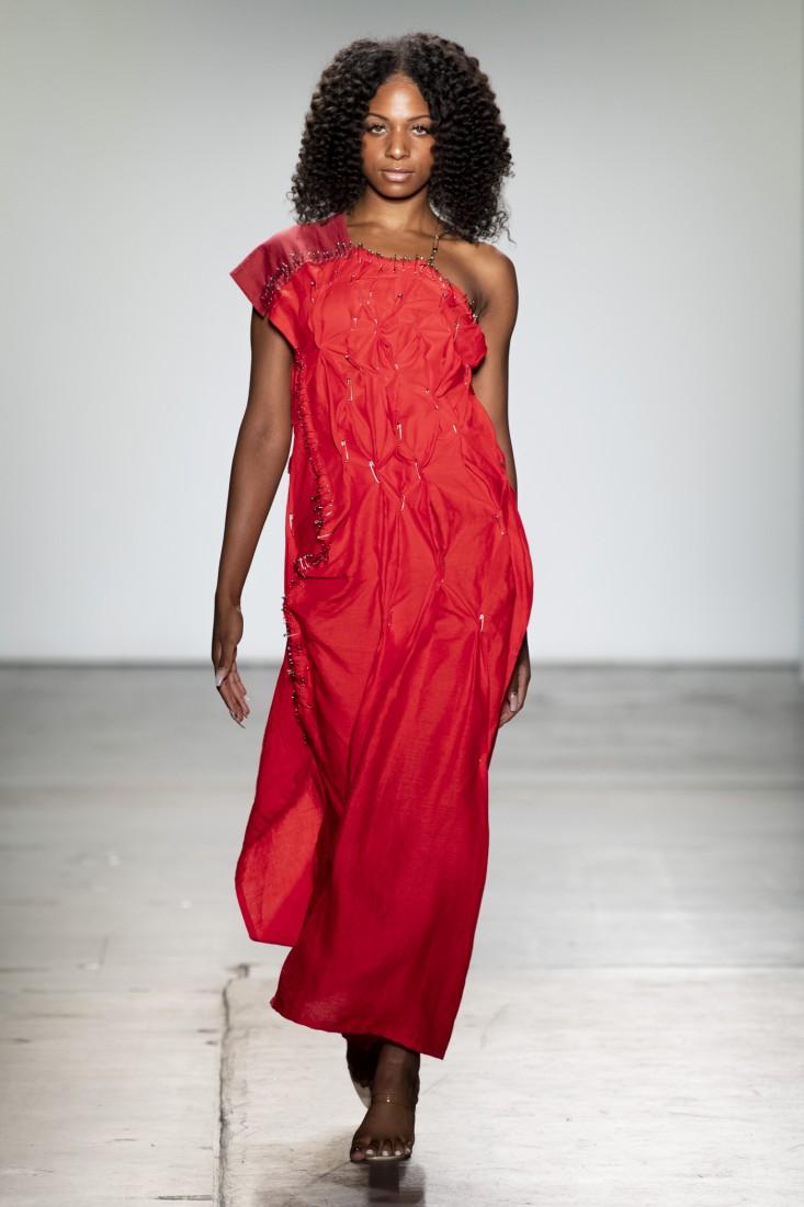 Global Fashion Collective HAMON NYFW SS2020 photos by IMAXTree 2