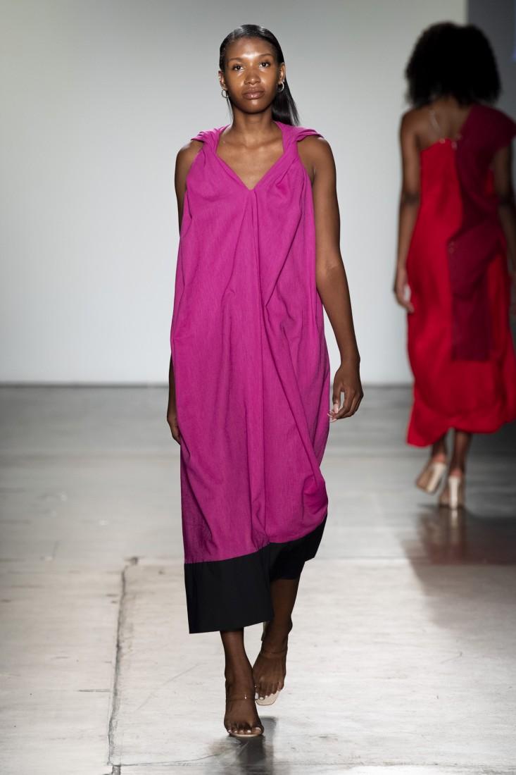 Global Fashion Collective HAMON NYFW SS2020 photos by IMAXTree 3