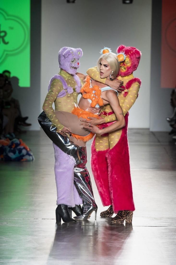 Global Fashion Collective Haus Zuk NYFW SS2020 photo by IMAXTree 14