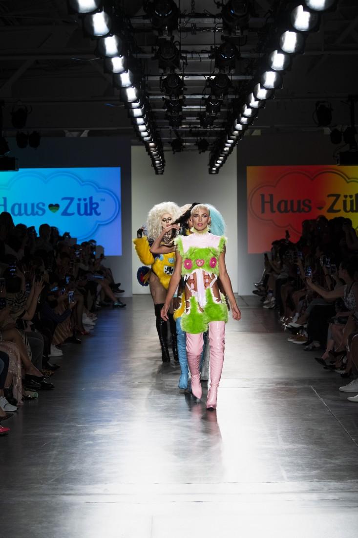 Global Fashion Collective Haus Zuk NYFW SS2020 photo by IMAXTree 16