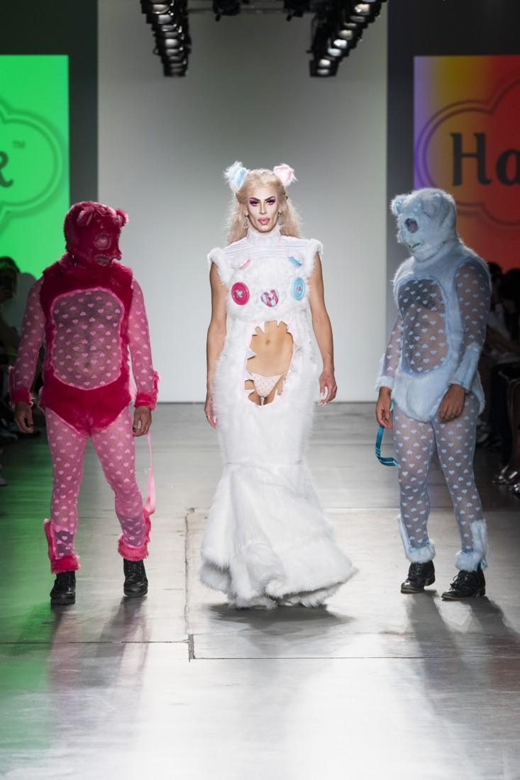 Global Fashion Collective Haus Zuk NYFW SS2020 photo by IMAXTree 8
