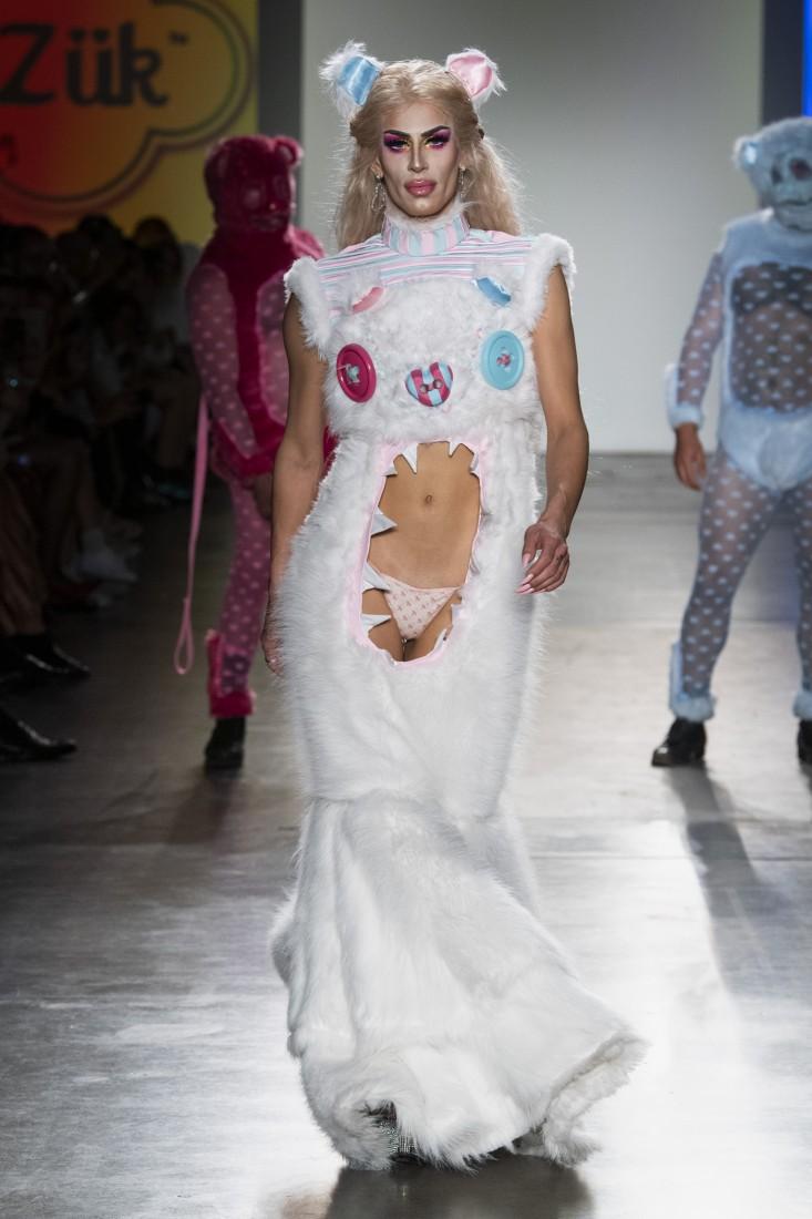 Global Fashion Collective Haus Zuk NYFW SS2020 photo by IMAXTree 9