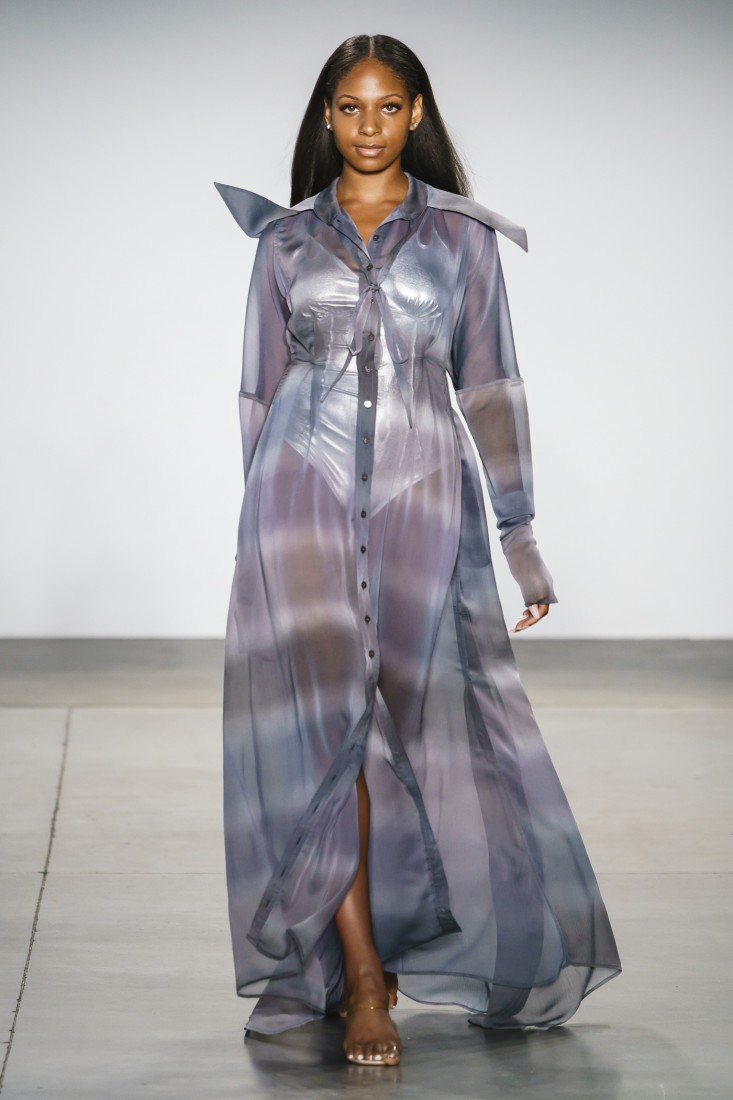 Global Fashion Collective Jessica Chang Studio NYFW SS2020 photo by IMAXTree 11