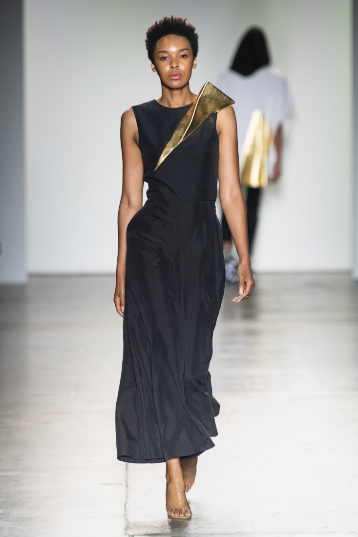 Global Fashion Collective Maria Pia Cornejo NYFW SS2020 photo by IMAXTree 10