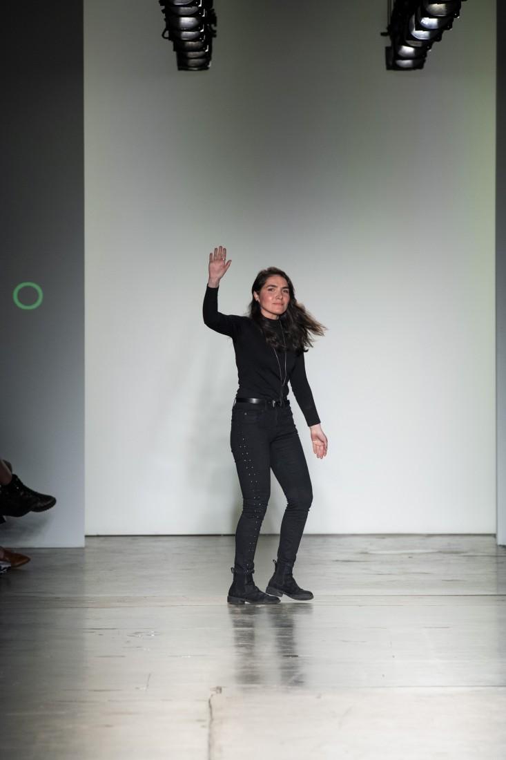 Global Fashion Collective Maria Pia Cornejo NYFW SS2020 photo by IMAXTree 19