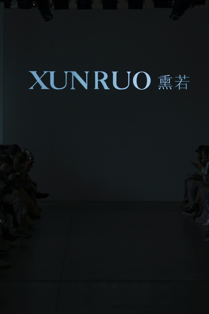 Global Fashion Collective Xunruo NYFW SS2020 photo by IMAXTree 1
