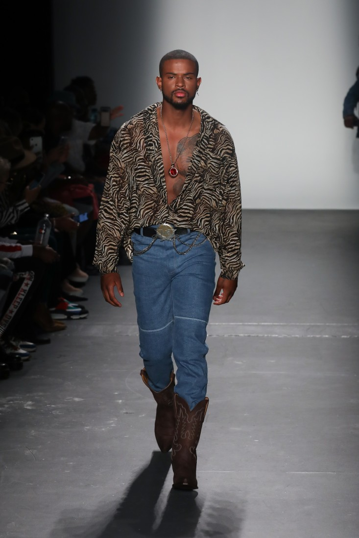 LAQUAN SMITH HOEDOWN NYFW SS2020 photo by Maris Pena 39