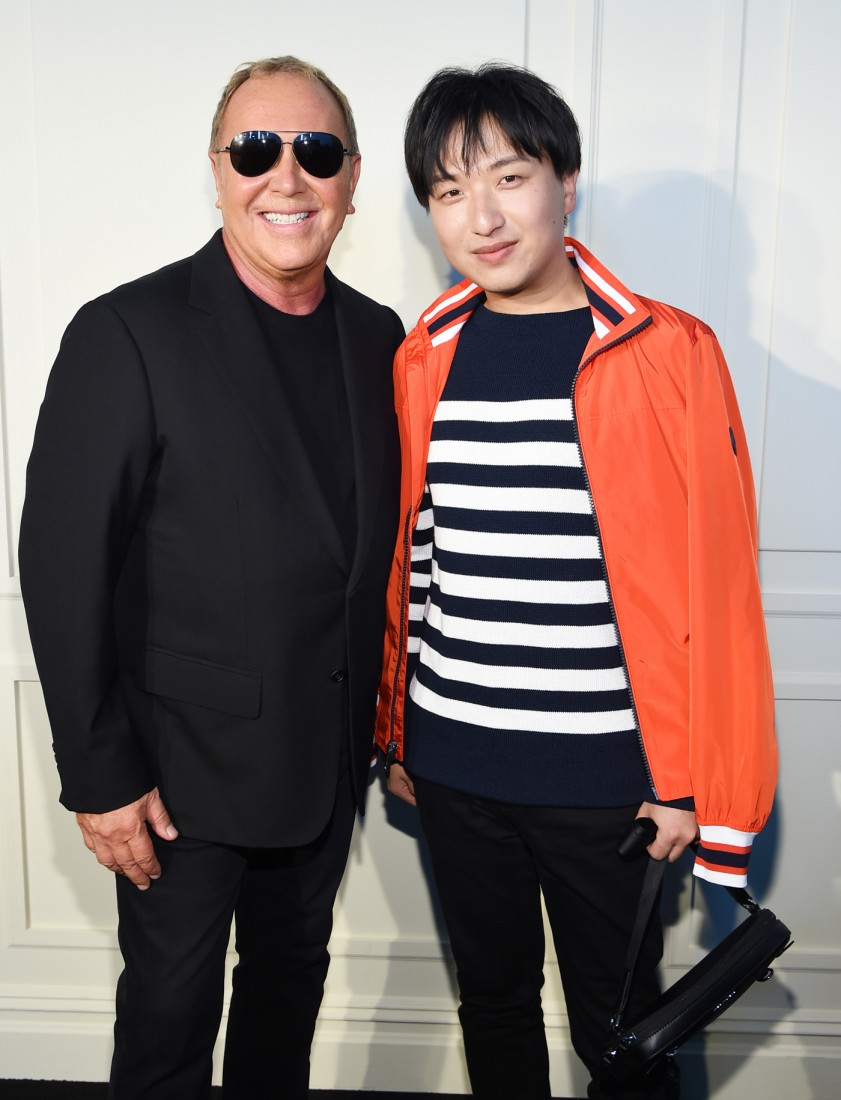 Red Carpet@Michael Kors NYFW SS2020 photo by Getty Images 14