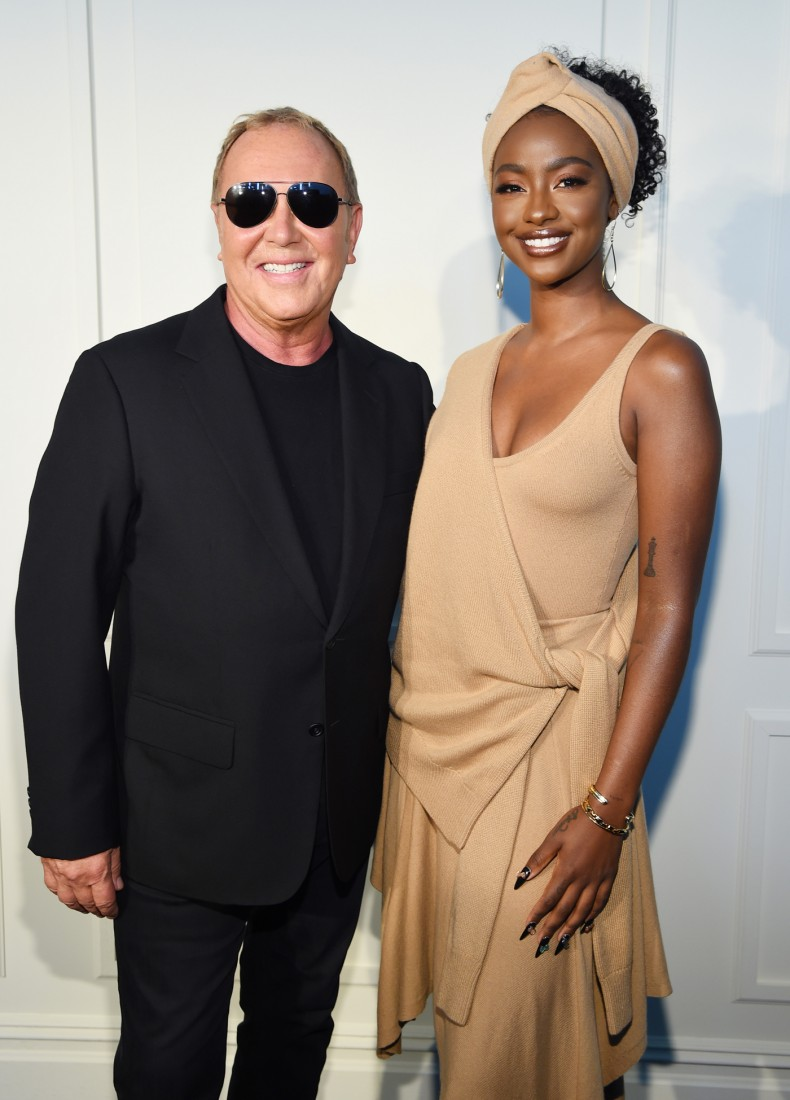 Red Carpet@Michael Kors NYFW SS2020 photo by Getty Images 15