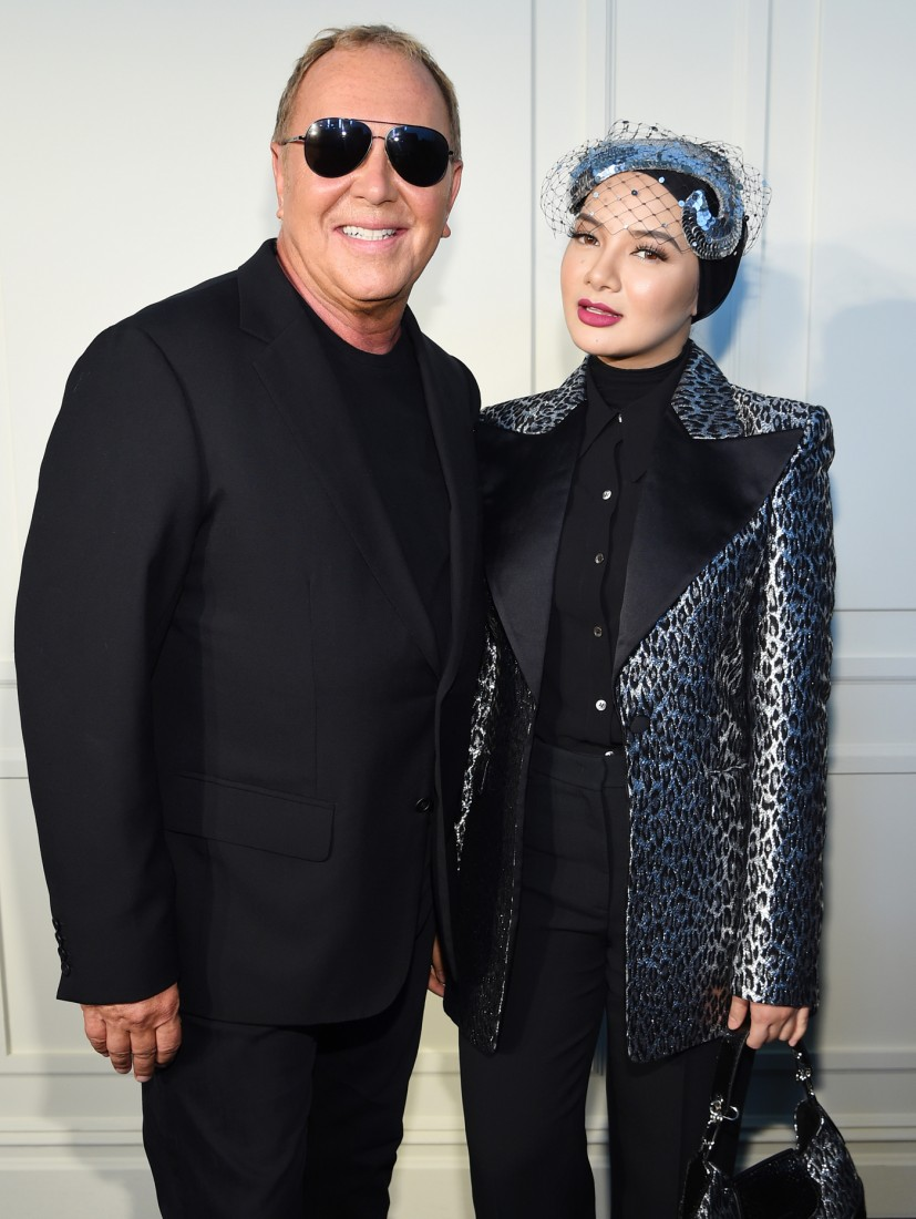 Red Carpet@Michael Kors NYFW SS2020 photo by Getty Images 18