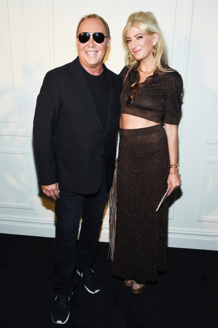 Red Carpet@Michael Kors NYFW SS2020 photo by Getty Images 23
