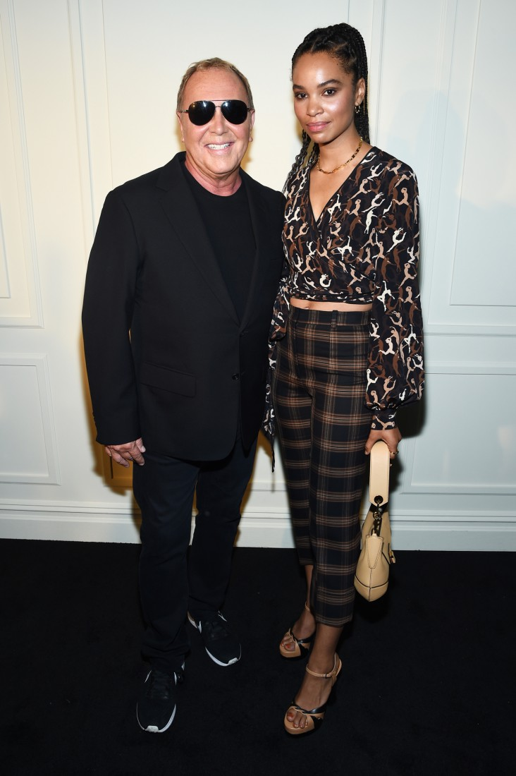 Red Carpet@Michael Kors NYFW SS2020 photo by Getty Images 24