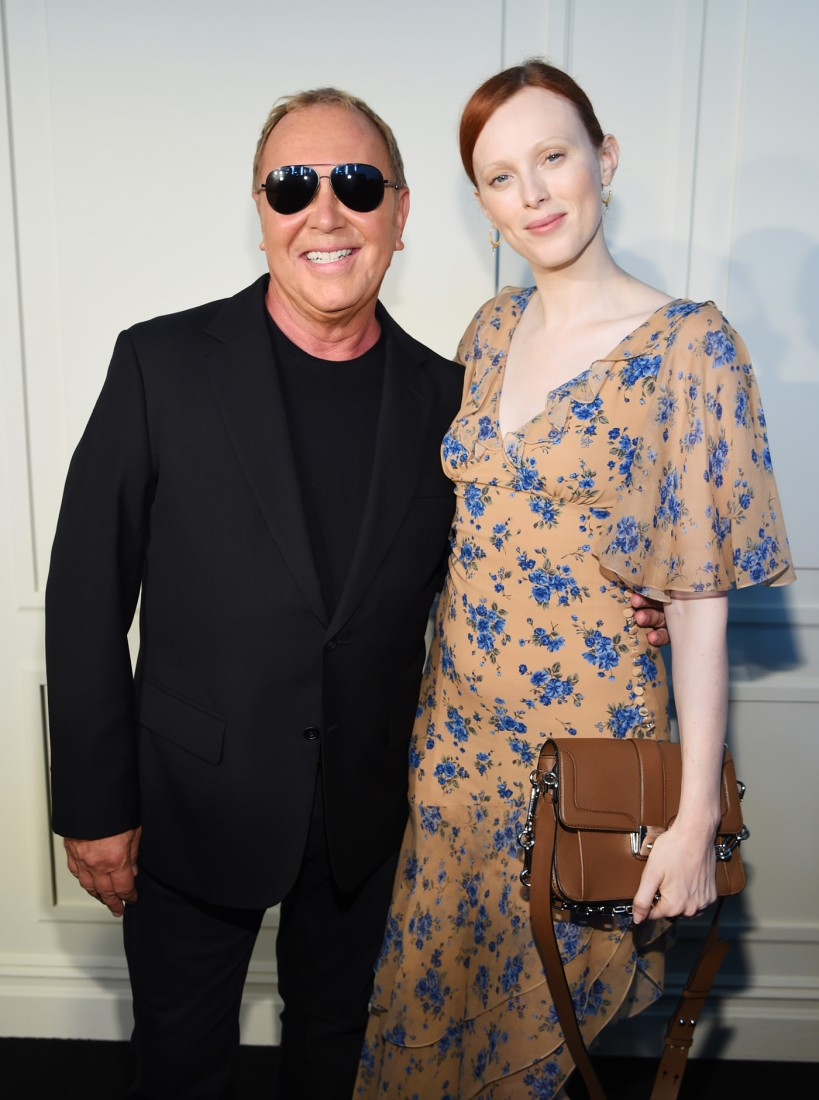 Red Carpet@Michael Kors NYFW SS2020 photo by Getty Images 4