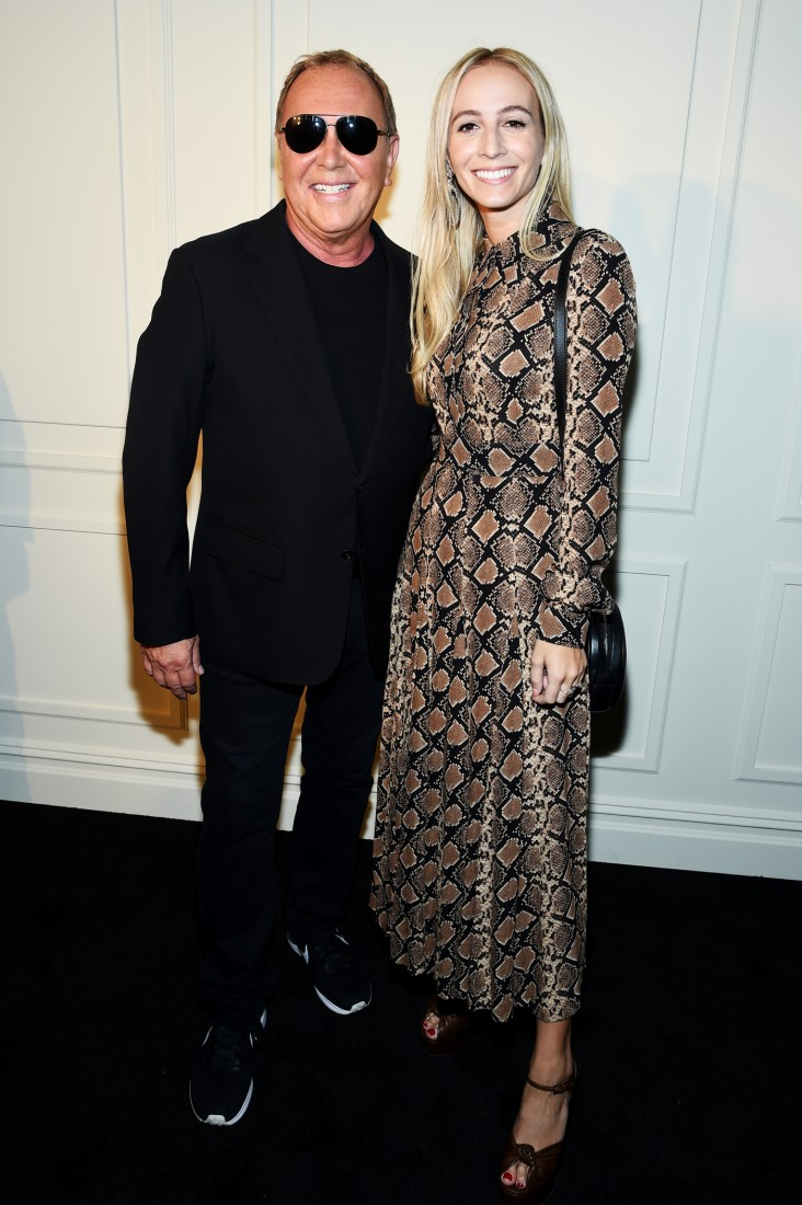 Red Carpet@Michael Kors NYFW SS2020 photo by Getty Images 5