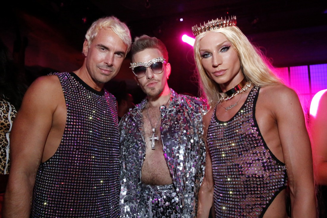 After Party@The Blonds NYFW SS2020 photo by Cheryl Gorski 149